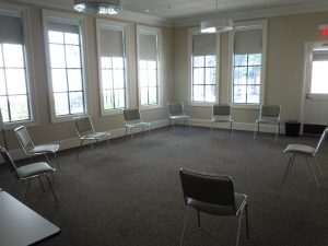 Senior Center Meeting Room
