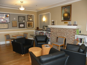 Veterans Lounge