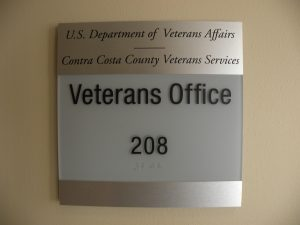 Veterans Office - 2nd Floor