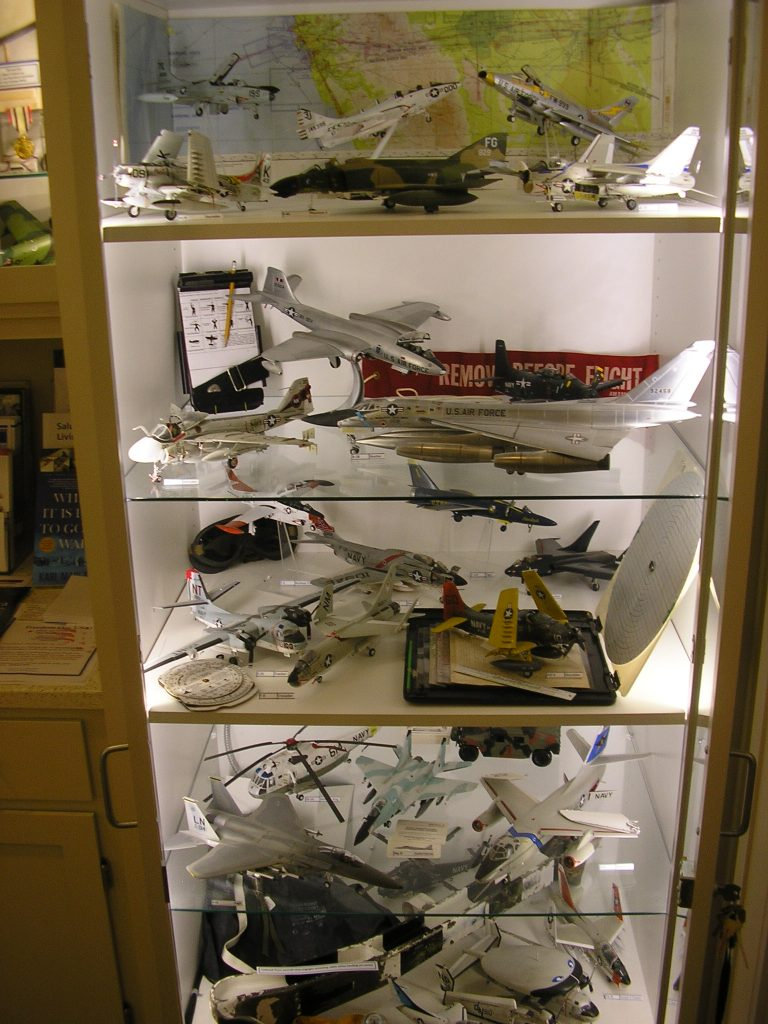 Aircraft and Equipment, Post 1960 - Cabinet 15