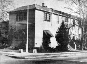 Veterans Hall History